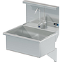 BLANCO 22 X 16 SCRUB UP SINK DECK W / SHELF